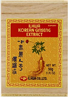 Ilhwa Pure Concentrated Ginseng Tea, 1.7 oz (50 g)