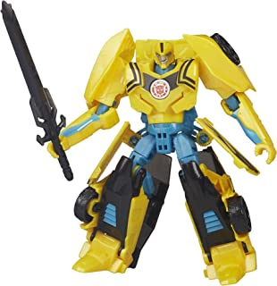 Transformers Robots in Disguise Warrior Night Strike Bumblebee Action Figure