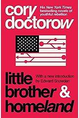 Little Brother & Homeland Kindle Edition