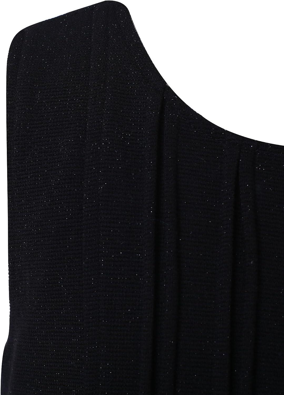 Richie House Little Big Girls' Black Elegant Sundress Size 4-10 RH2157