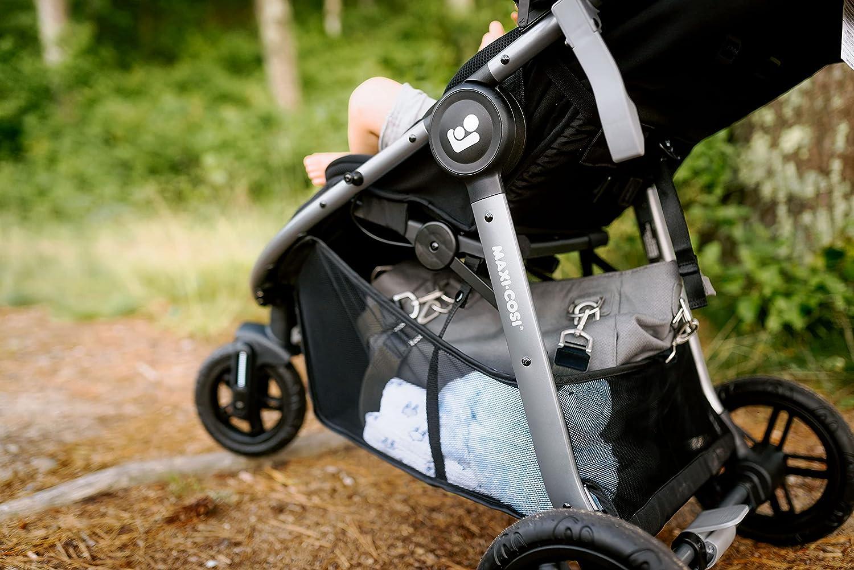 Maxi-Cosi Gia XP 3-Wheel Stroller, Midnight Black