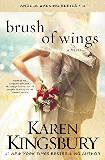 Brush of Wings: A Novel (3) (Angels Walking)