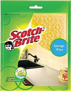 Scotch-Brite Sponge Wipe - 1 Pieces Pack
