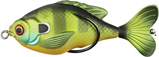 "Lunkerhunt Prop Sunfish – Fishing Lure with Realistic Design, Weighs ½ oz, 3.25"" Length"