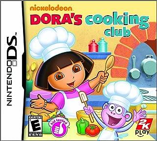 Dora the Explorer: Dora's Cooking Club - Nintendo DS