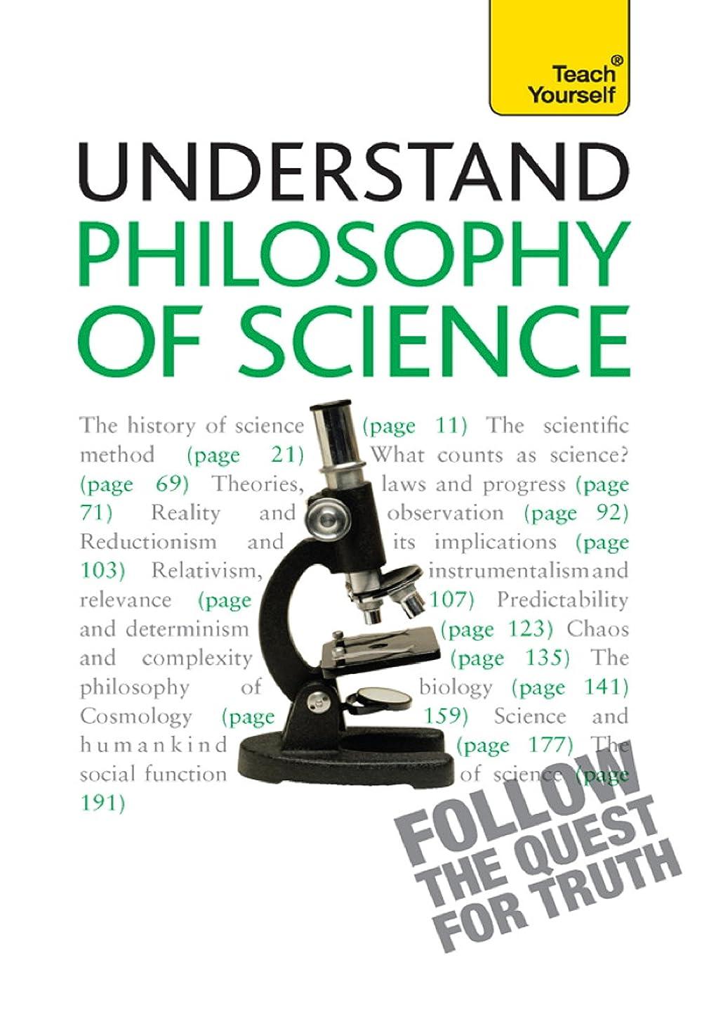 アルプステクニカル摩擦Philosophy of Science: Teach Yourself (English Edition)