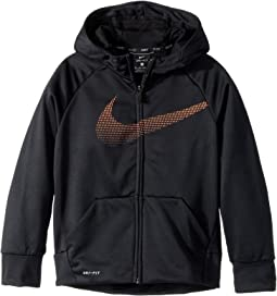 Nike Kids Therma Full-Zip Training Hoodie (Little Kids/Big Kids)