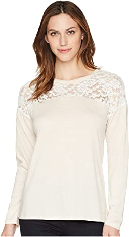 Long Sleeve Hocci Knit Shirt