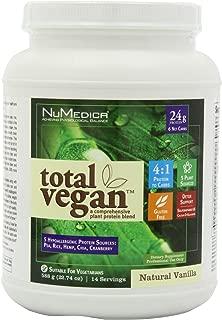 Total Vegan Vanilla (14 Servings) 20.74 Ounces