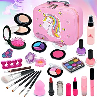UNICORN Pamper Gift Set kids Beauty Kit Make up bag Girls Children/'s