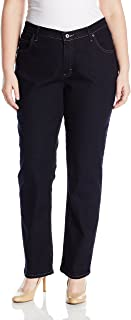Riders by Lee Indigo Women's Plus Size Joanna Classic 5 Pocket Jean
