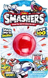 3 packs of Smashers Collectible Series 1 singles