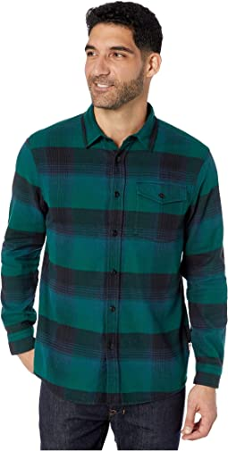 Night Green Stayin Plaid