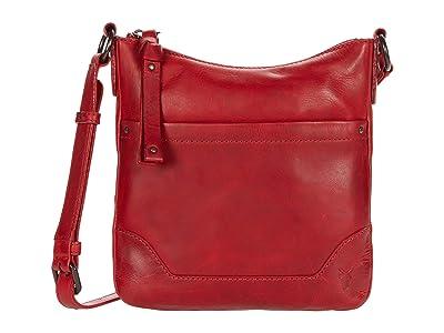 Frye Melissa Swing Pack (Red) Cross Body Handbags