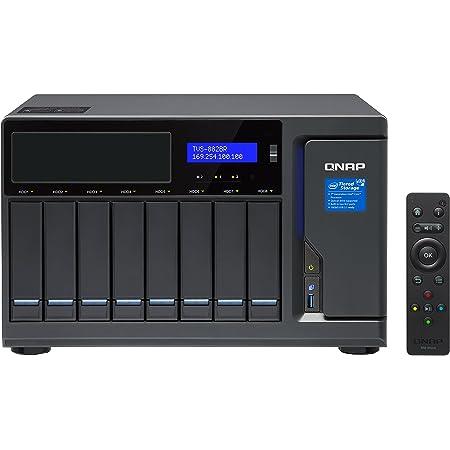 Qnap Tvs 882br I7 32g Blu Ray Rdx Backup Nas Disc Computer Zubehör