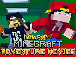 Clip: Little Ropo Minecraft Adventure Movies