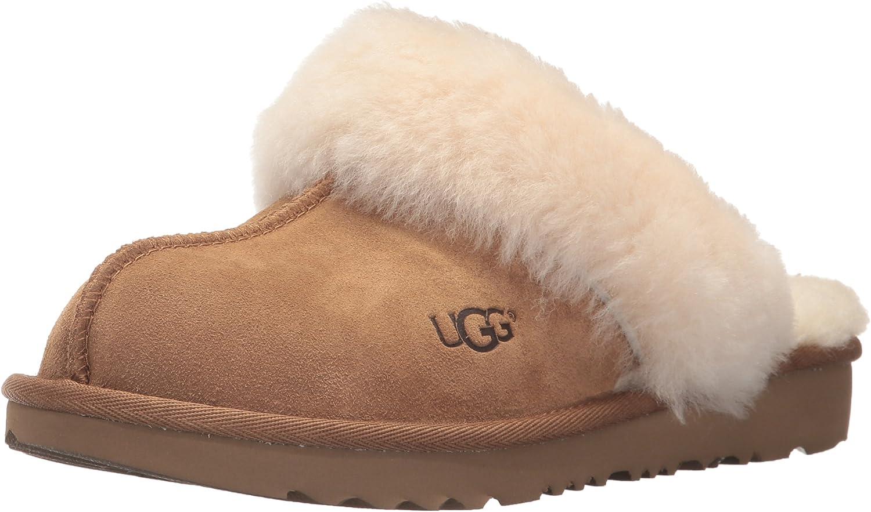 UGG free Unisex-Child Under blast sales Cozy Slipper Ii