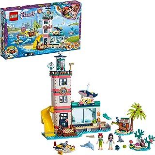 LEGO Friends Lighthouse Rescue Center 41380 Building Kit (602 Pieces)