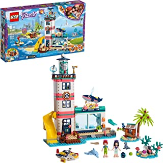 LEGO Friends Lighthouse Rescue Center 41380 Building Kit...