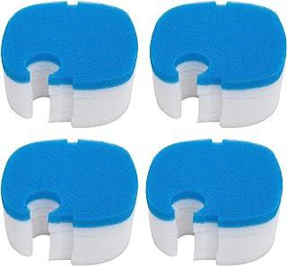 Replacement Filter Pads fits SUNSUN/GRECH/AQUATOP HW-304B CF500 Aquarium Filters (12 Fine + 4 Coarse)