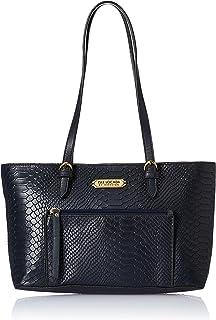 Isle Locada by Hidesign Women's Shoulder Bag Midblue (N 1)