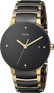 Rado - R30929712 - Reloj para Hombres Color Dorado