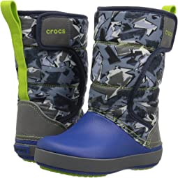 Lodge Point Graphic Snow Boot (Toddler/Little Kid)
