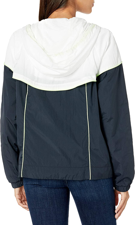 Tommy Hilfiger womens Long Sleeve Zip Up Windbreaker