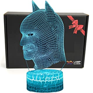 batman 3d lamp