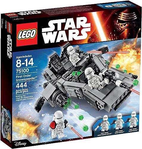 compras en linea LEGO Star Star Star Wars First Order Snowspeeder 75100 Building Kit by LEGO  mejor calidad mejor precio