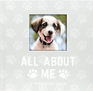Pearhead Pet Milestone Keepsake, Paw Print Design, Dog Owner Gifts, Cherish Every Memory Of Your Pup, Perfect for Dog Peop...
