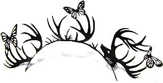 Paperself Regular Eyelashes Deer & Butterfly 1 pair
