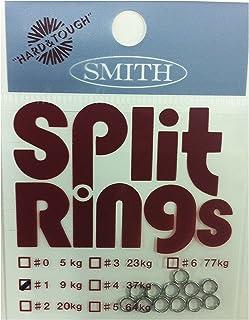 スミス(SMITH LTD) スプリットリング ステンレス #1