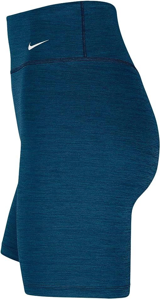 Valerian Blue Heather/White