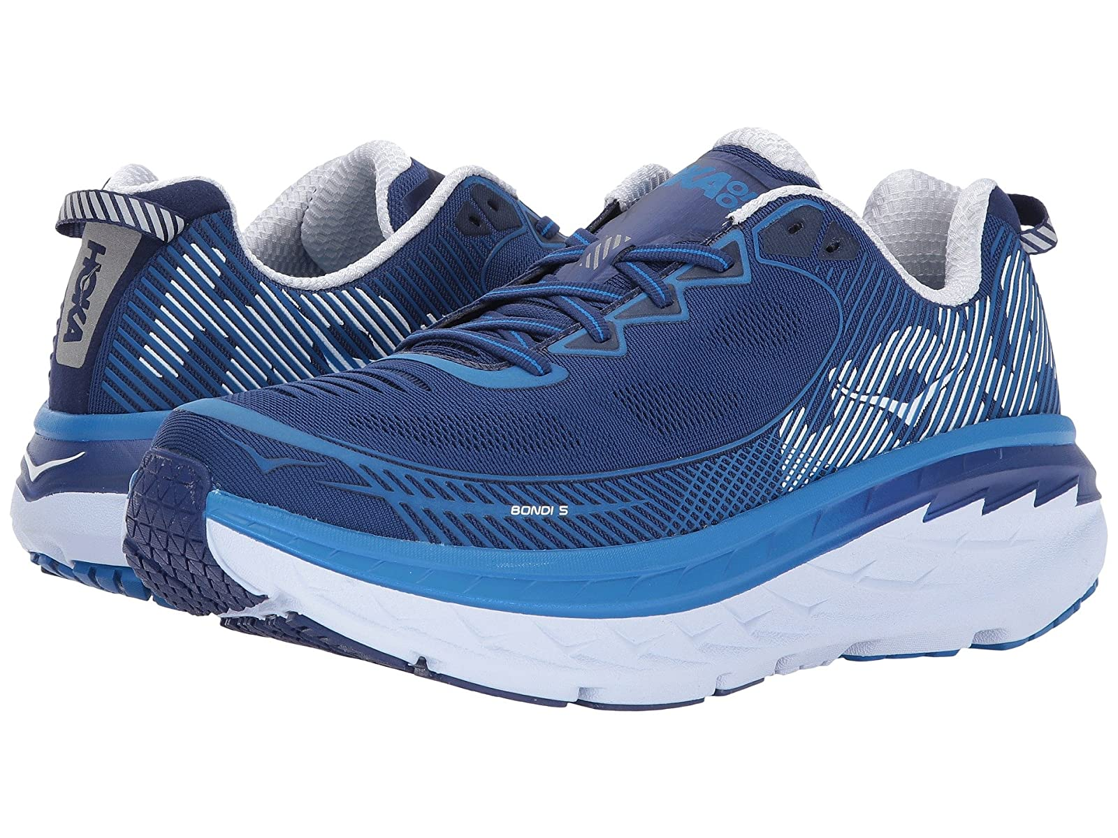 Hoka One One Bondi 5Atmospheric grades have affordable shoes