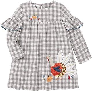 Mud Pie Baby Girls` Turkey Dress