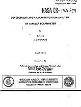 Development and characterization analysis of a radar polarimeter