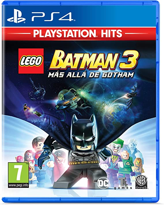 PS Hits: Lego Batman 3