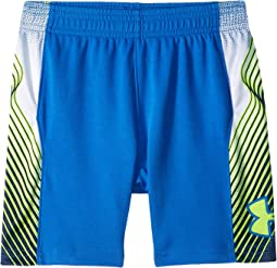 Under Armour Kids - Space The Floor Shorts (Little Kids/Big Kids)