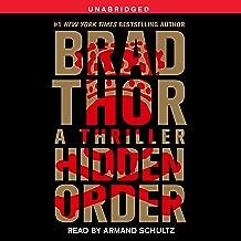 brad thor hidden order audiobook