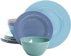 طقم أدوات مائدة من 12 قطعة من بريست باستيل Indoor/Outdoor 116936.12