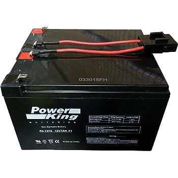 APC Smart-UPS 750 SUA750VS Compatible Replacement Battery Kit