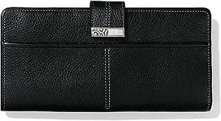 Barbados Large Pocket Wallet - BLACK [7 1/2