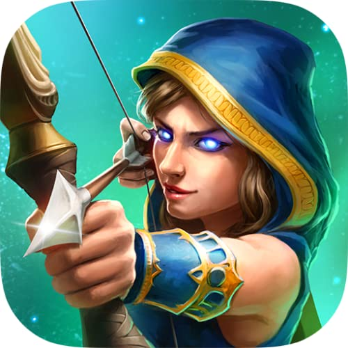 Target Shooting - Bow And Arrow: Pfeil und Bogen Spiele für Krieger und Sniper, die im Mittelalter Bogen schießen, um sich zu schützen, Bogenschießen lernen, Ziel schiessen und kämpfen