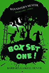 Bannister's Muster Box Set One: Books 1-3 Kindle Edition