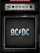 Music Sales AC/DC Backtracks - Guitar Tab Edition