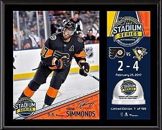 Wayne Simmonds Philadelphia Flyers 12