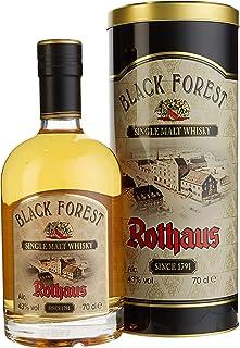 Rothaus Black Forest Single Malt Whisky mit Geschenkverpackung 1 x 0.7 l