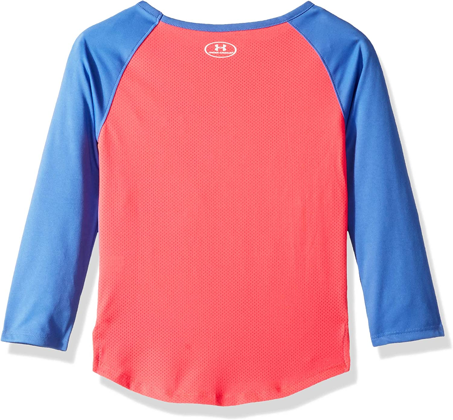 Under Armour Girls Long Sleeve Graphic Tee