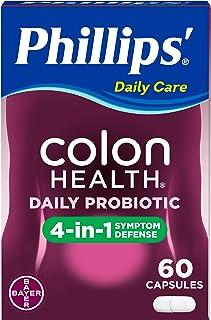 Phillips Colon Health – Probiotics Capsules – Immune Support – Helps..